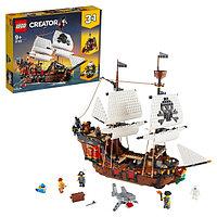 LEGO Creator 31109 Конструктор ЛЕГО Криэйтор Пиратский корабль