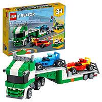 LEGO Creator 31113 Конструктор ЛЕГО Криэйтор Транспортировщик гоночных автомобилей