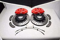 Усиленная передняя тормозная система TRD для Toyota Land Cruiser 200 Tundra Lexus LX 570