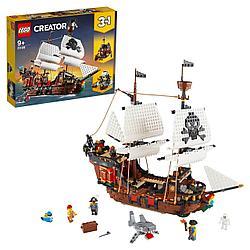 LEGO Creator Пиратский корабль