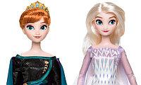 Кукла Эльза и Анна Холодное Сердце 112