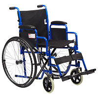 Кресло-коляска (с откидными подлокотниками))