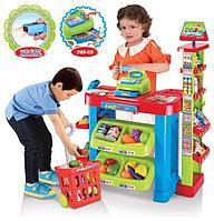 Детский Супермаркет с тележкой 008-85