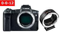 Цифровой фотоаппарат Canon EOS R Body + Adapter VILTROX EF-EOS R (гарантия 2 года + страховка)