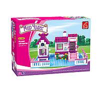 Игровой конструктор, Ausini, 24501, Мир Чудес, Веселая школа, 248 деталей, Цветная коробка