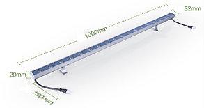 Светодиодные линейные прожекторы 18Вт Желтый