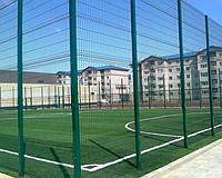 2D и 3D сетка для спортивной, футбольной площадки