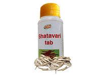 Шатавари, Шри Ганга, 120 табл., гормональный фон, менструальный цикл, бесплодие, онкология
