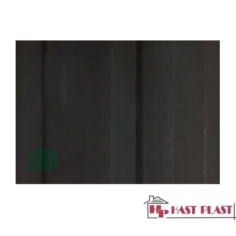 """Потолочная ПВХ панель """"Hast Plast"""" 3-ех полосная, 6 метров (коричневый)"""
