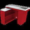 Кассовый бокс КБ-1,5-1Н красный