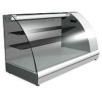 Витрина холодильная A57 VM 1,2-1 (ВХС-1,2 Арго XL) (ВХС-1,2 Арго XL 0011-9006 (серый)