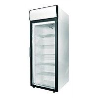 Шкаф холодильный DP105-S (R404A), мех. замок, прав.