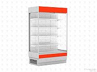 Стеллаж холодильный ВПВ С 0,94-3,18  (Alt 1350 Д) (RAL 7016)