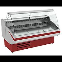 Витрина холодильно-морозильная ВПСН 0,78-1,30 (Gamma-2 SN 1800) RAL 3004