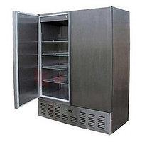 Шкаф холодильный R1400MX (нерж.)