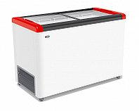 Морозильник горизонтальный FG 400 C красный