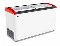 Морозильник горизонтальный FG 500 E красный