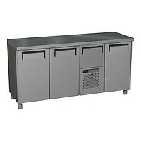 Шкаф холодильный T57 M3-1 0430-19 корпус нерж, без борта, планка (BAR-360 Сarboma)