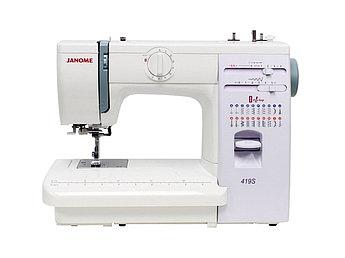 Швейная машина  Janome 419 S