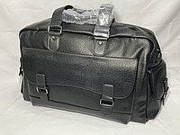 """Дорожная сумка среднего размера""""Cantlor"""". Высота 31 см, ширина 49 см, глубина 18 см., фото 1"""