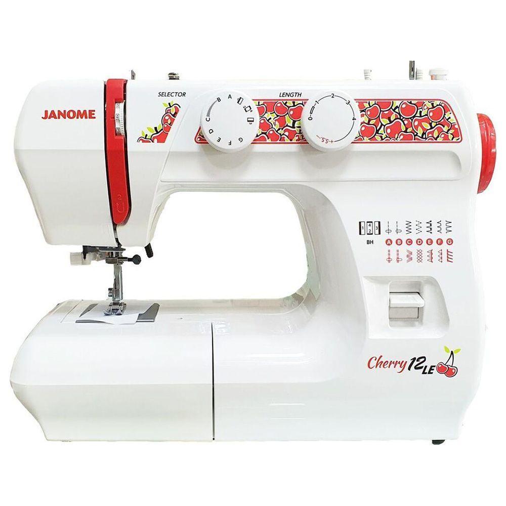 Janome Cherry 12 LE