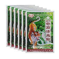 Болеутоляющий тигровый пластырь, 10 шт