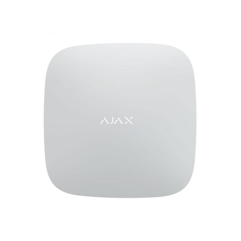 Hub белый Контроллер систем безопасности Ajax