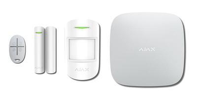 Беспроводная охранно-пожарная система AJAX