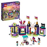 Конструктор для девочек Lego Friends 41687 Подружки Киоск на Волшебной ярмарке, фото 1