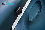 Массажный стол складной Optima SLR-7 (синий), фото 4
