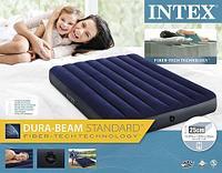 Матрас надувной INTEX Classic Downy Airbed (64758, 137х191х25 см)