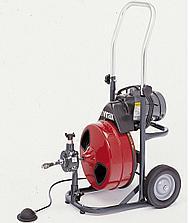 Канализационная прочистка электрическая VAL 80E
