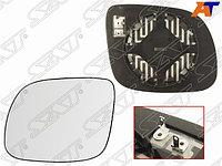 Полотно зеркала SKODA OCTAVIA 96-10 LH асферическое с обогревом