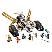 LEGO: Сверхзвуковой самолёт Ninjago 71739