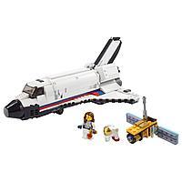 LEGO: Приключения на космическом шаттле CREATOR 31117