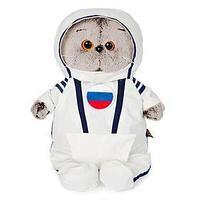 Мягкая игрушка 'Басик' в костюме космонавта, 30 см
