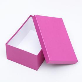 Набор коробок 10 в 1 'Пантон 230', 30,5 х 20 х 13 - 12 х 6,5 х 4 см - фото 3