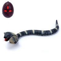 Змея радиоуправляемая 'Королевская кобра', работает от аккумулятора, МИКС