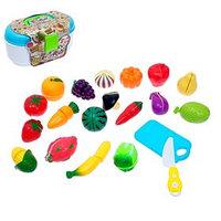 Набор продуктов 'Фруктовый микс', в чемодане, цвета МИКС