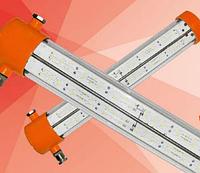 Светильники светодиодные серии ЛПП50 СДМ аварийного освещения