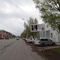 "Ситиборд ""Front Lit"" 2,8х5,8м, ул. Гоголя - ул. Алиханова, ст. А"