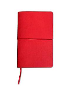 Блокнот Lediberg Horizon, красный