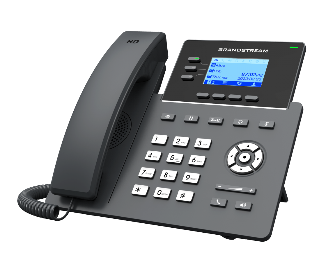IP телефон Grandstream GRP2603P (Без БП)