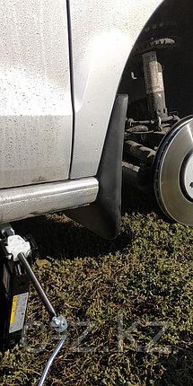 Брызговики для Volkswagen Polo (2010-2029) SD передние (пара), фото 2