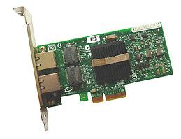 Сетевая карта HP 412648-B21 HP NC360T PCI Express Dual Port Gigabit Server Adapter Pro/1000 PT i82571EB