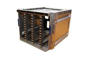 HP 674790-001 4xSAS/SATA LFF 3,5'' Non-Hot Swap ML310e Gen8 Drive Cage