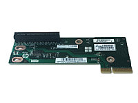 HP 684898-001 Proliant DL380e G8 Low Profile LP PCI-E Riser Board