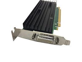 Видеокарта HP 454319-001 HP Quadro NVS290 256MB DDR2 SDRAM PCI-E x16