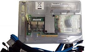 Контроллер Intel RS2VB080 Intel RAID Controller SAS/SATA Low-Profile MD2