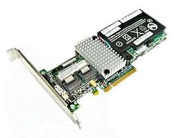 Контроллер IBM 46M0851 Контроллер SAS RAID IBM ServeRAID M5015 MegaRAID SAS 9260-8i SAS2108 512Mb BBU